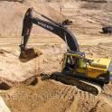 Песок, керамзит, щебень, шлак.