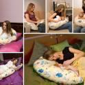 Подушка для сна и кормления