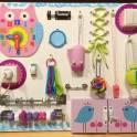 Бизиборд-развивающие доски для детей
