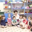 Ведется набор детей в ясельную группу!(1-3 года)