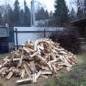 Доставка дров к дому Руза,Дорохово-8(916)965-04-86