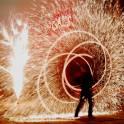 Огненное шоу, фотография 5