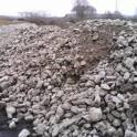 Драбленный бетон