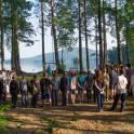 Детский палаточный лагерь Тургояк