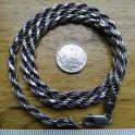 Серебряная цепочка 47 см