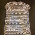 Трикотажное платье на 11-13 лет