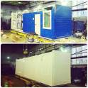 Упаковка блок-контейнеров для транспортировки в Новосибирске
