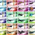 Сувенирные банкноты Авиарубли и ВОВ