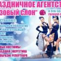Шоу-балет на свадьбу юбилей корпоратив в Солнечногорске зеленограде Клину.