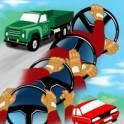 Техника вращения рулевого колеса