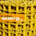 Цепь в сборе (37 зв.)  | бульдозер Shantui SD16