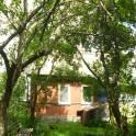 Жилой бревенчатый дом на 20 сотках