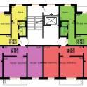 Продам 3комн ул.Солнечная д.37 площадью 72кв.м.