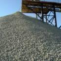 доставка щебня, чернозема, скального грунта, строительного песка и других инертных материалов