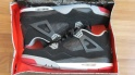 Кроссовки Air Jordan retro 4 bred Black/Red/Grey