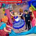 Аниматоры, детские праздники в Москве и МО