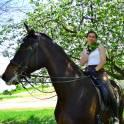 Катание на лошадях, обучение верховой езде