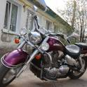 Продаю мотоцикл Хонда VTX1300R