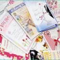 Поздравительные открытки и конверты оптом