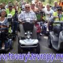 Электро скутер для пенсионеров и инвалидов, фотография 2