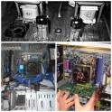 ремонт компьютеров,ноутбуков на дому