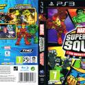 Лицензионная игра  Marvel Super Hero  SQUAD на Play Station 3