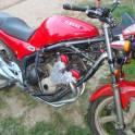 Продаётся мотоцикл Yamaha Diveчsion 400 куб.1994 г.