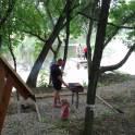 Лов окуня в Динском районе и отдых