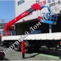 КМУ CS Machinery CSS560(12,5т) на базе грузовика Hyundai HD260,2014 года.