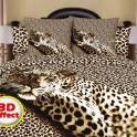 приобрети постельное белье сатин 3d