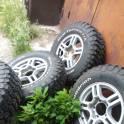 Продаю Зимние шины BFGoodrich Mud-Terrain T/A 16 р.