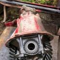 89625084351 Редуктор Скания Scania R780 передаточное 3,08 = 37:12