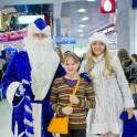 Дед Мороз и Снегурочка в Алексине
