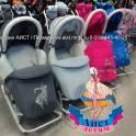 Cанки-коляски по оптовой цене в розницу, санки оптом от производителя