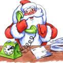 Поздравление Деда мороза на дому