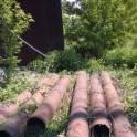 Продам трубы прямошовные б/у 325мм стенка 8мм