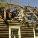 Спил деревьев. Снос зданий, сооружений., фотография 7