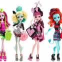 Куклы Монстр Хай 2015
