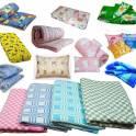 Изготовление и продажа спальных принадлежностей