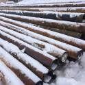 Продам трубы б у 73,219,325 в Якутске