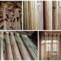 Кисея шторы 3х2.85м, фотография 7