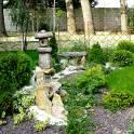 Ландшафтный  дизайн озеленение и благоустройство  Арт-Бетон