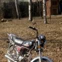 мотоцикл irbis virago 110cc