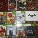 Игровые диски на Xbox