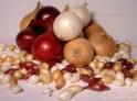 Смена лук-севок,картофель