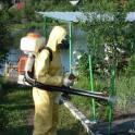 Уничтожение клещей, комаров, муравьев, тли, колорадского жука.