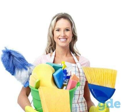 Уборщица офисов, фотография 1