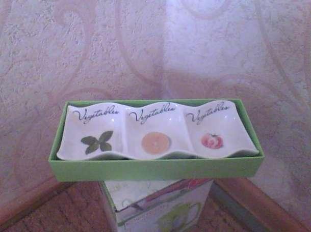 кружка, менажница, подставка под лимон, набор для выпечки, фотография 4