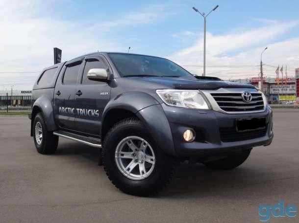 Срочно продам Toyota Hilux AT35, 2012 г.в., фотография 2