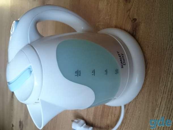 Чайник электрический, фотография 2